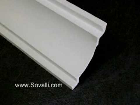 HPCV011 Sovalli Decorative Plaster Coving.wmv