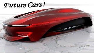 Top 5 Most Expensive & Future Cars ! - HINDI