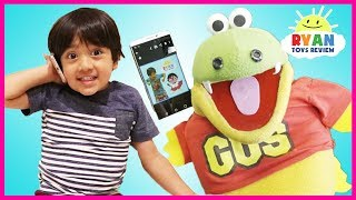 I Called and Prank Ryan ToysReview and he answered! Family Fun Kids Pretend Play Food