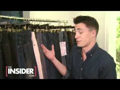 Go Shopping with Teen Wolf's Colton Haynes & Holland Roden