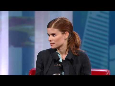 Kate Mara Talks 'House of Cards' & 'Brokeback Mountain'