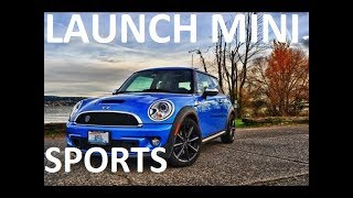 How Launch Control Mini Cooper Sports S Fast