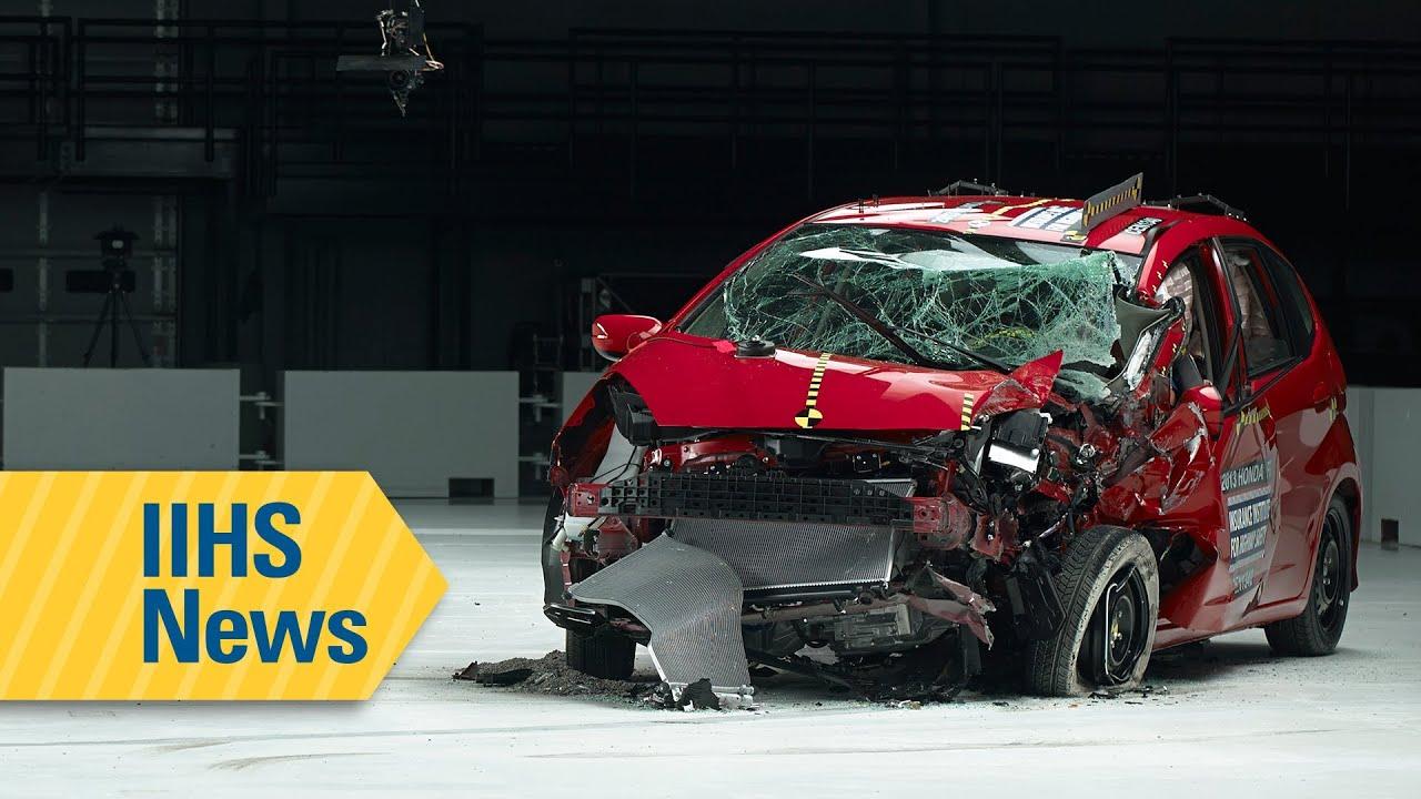 Vehicle Crash Testing Crash Tests Iihs News