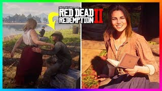 John Marston Reveals He Wants To KILL Abigail & Cheats On Her In Red Dead Redemption 2! (RDR2)
