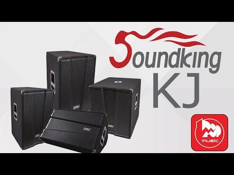 Активные акустические системы SOUNDKING серии KJ
