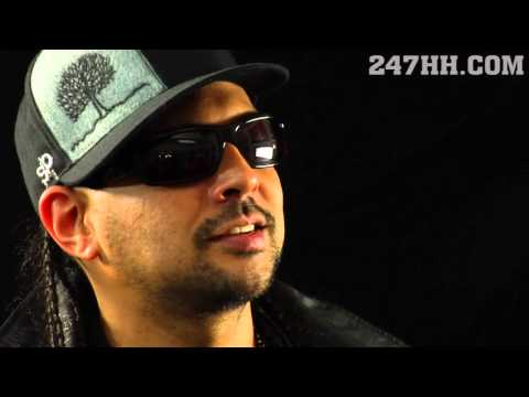 Sean Paul - 247HH Interview on The Wild Trip to Africa / Grammy Performance with Sting