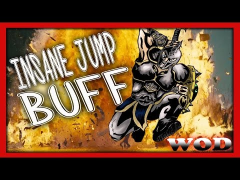 swifty Insane Jump Buff WOD (Livestream Highlight)
