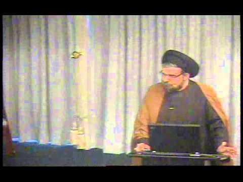 Tafseer Of Sura Dukhan - Lecture 4 | Sayyid Muhammad Rizvi | English