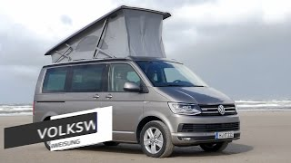 Volkswagen California Ocean Cooking (T6)