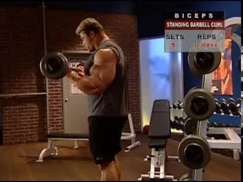 Muscle & Fitness Training System - Arms Image 1