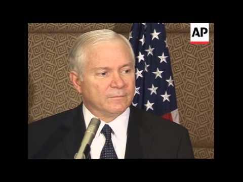 US def sec Gates bilats with  Malaysian, Australian counterparts