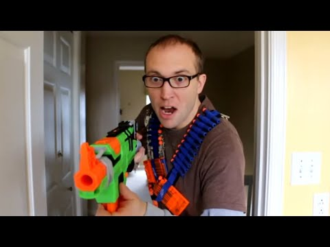 Nerf War:  Payback Time 5