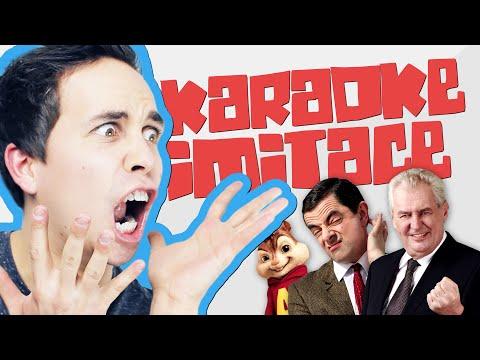 Karaoke Imitace | Hoggy video