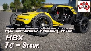 RC SPEED WEEK #16 - HBX T6 Desert Buggy - Stock