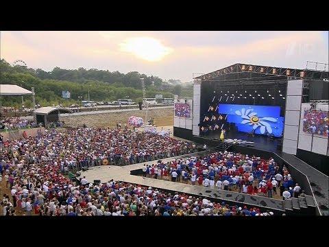 День семьи, любви и верности  Праздничный концерт в Муроме 2013, Pop, HDTV 1080i MYDIMKA