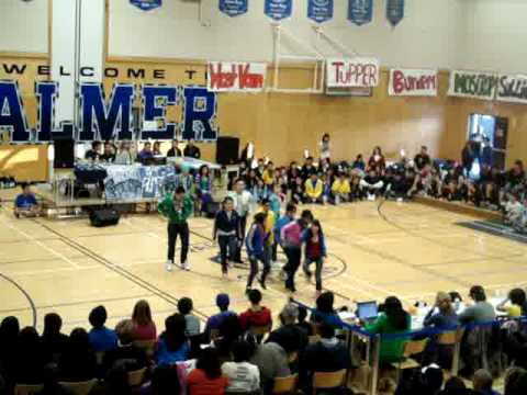 Van Tech Dance Sqaud [TECH-neek] @ RC Palmer's Footloose 2009 Video