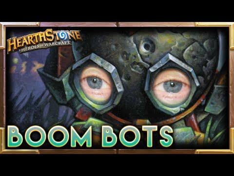 Hearthstone   Boom Bot Moments