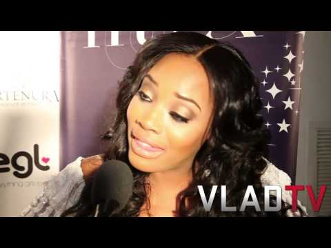 Yandy on Shooting Reality Show While Pregnant: I'm Tired!