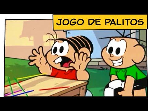 Turma da Mônica - Jogo de Palitos