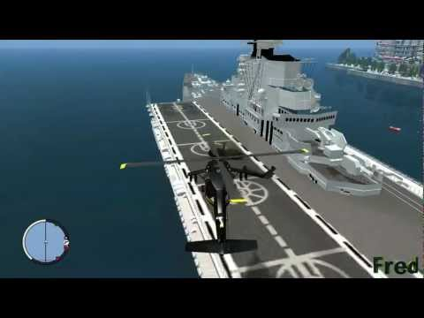 Aircraft Carrier Beta