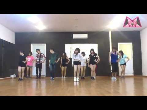 HYUNA - '빨개요 (RED)' Dance Cover by BoBo's class
