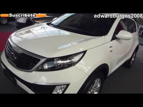 kia sportage revolution 2013 colombia video de carros auto show medellin 2012 FULL HD