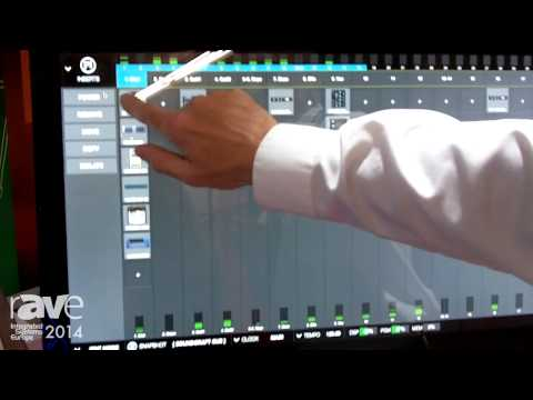 ISE 2014: Soundcraft Shows Off Real Time Rack Control System