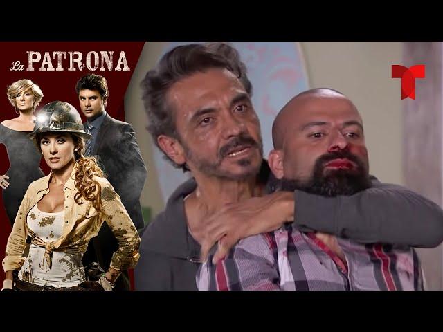 La Patrona / Capítulo 124 (1/5) / Telemundo