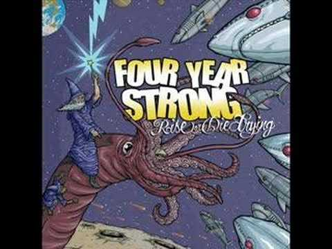 Four Year Strong - Bada Bing Wit A Pipe