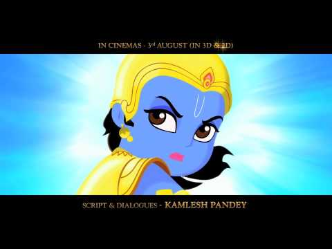 Krishna Aur Kans - New Song Promo 1