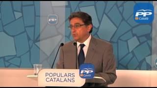 """PPC - Millo demana a Mas que """"valori pública i políticament la confessió de Pujol ..."""