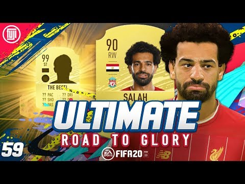 THIS CARD SAVED US!!! ULTIMATE RTG #59 - FIFA 20 Ultimate Team Road to Glory