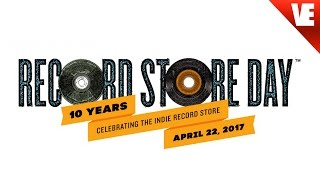 Record Store Day 2017: What You NEED to Know!