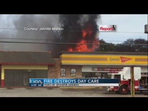 Electrical fire destroys North Austin daycare