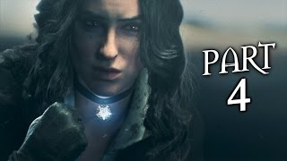 The Witcher 3 Wild Hunt Walkthrough Gameplay Part 4 - Griffin Boss (PS4 Xbox One)