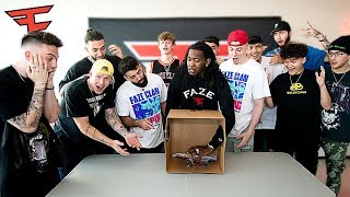 CRAZY WHATS IN THE BOX CHALLENGE ft. OFFSET