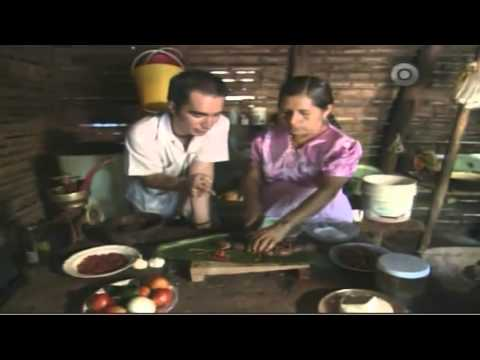 Enchiladas Huastecas, La Ruta del Sabor, La Huasteca Potosina