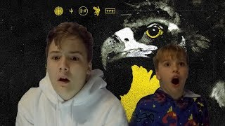 TRENCH ALBUM REACTION FT MY BROTHER
