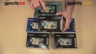 Garmin nuvi 2014 Advanced Series Overview with GPS City