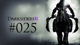 Let's Play Darksiders 2 #025[Deutsch][HD][Blind][Facecam] - Besessener Lucker
