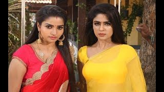 Serial Actress Nithya ram Hot unseen video in Nandini daily serial