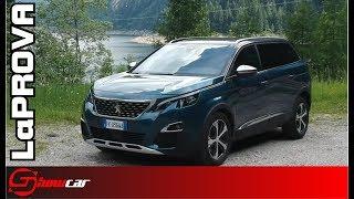 Peugeot 5008 EAT8 GT 180 BlueHDI, la prova della suv a 7 posti del Leone