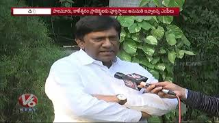 MP Vinod Face To Face | TRS MPs Meet Union Ministers Over Issues In Telangana State
