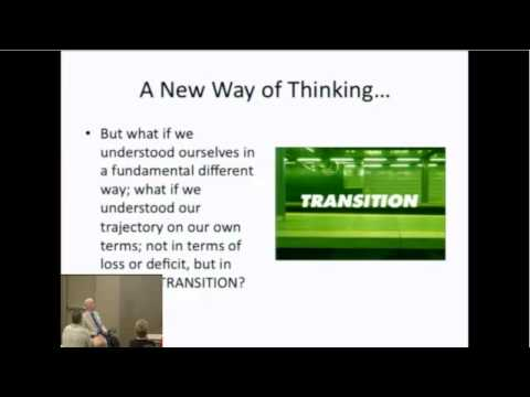 Transitional Freedom by Chris Rosa, PhD. - The 2012 Becker Muscular Dystrophy Conference