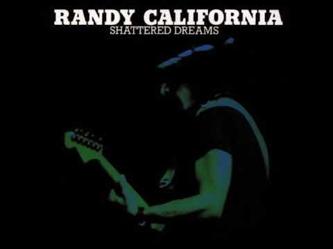 Randy California : Shattered Dreams   (Full Album) MP3