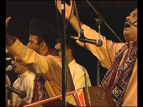 Fareed Ayaz Qawwal & Brothers(pakistan) 2009 In Riga, Latvia - 2 Songs - 24 Min.wmv video