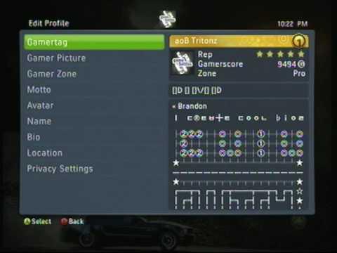 Cool Xbox 360 Bios