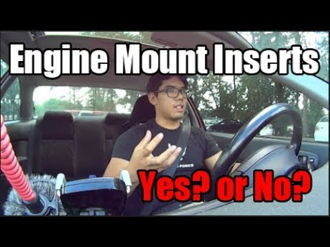 Polyurethane Engine Mount Review - 2000 Honda Civic