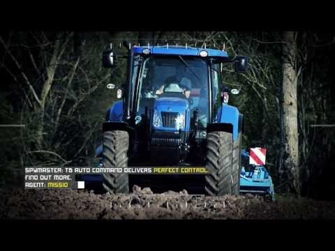 New Holland T6 Auto Command