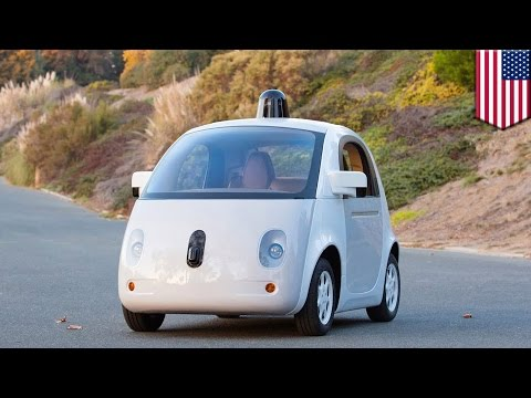 New Google self-driving car to be tested without driver in 2015